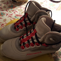 chaussures ski de fond femme