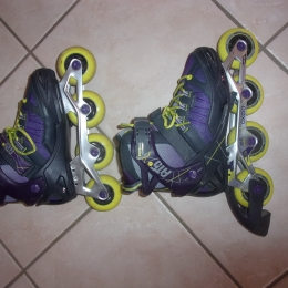 rollers in line OXELO FIT 5