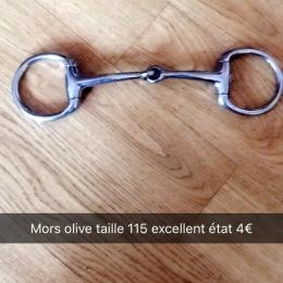 Mors olive 115