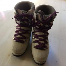chaussures raquette ou alpinisme