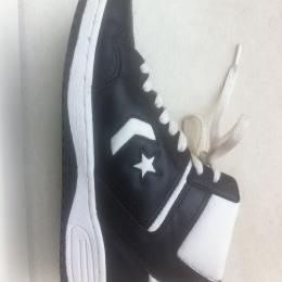 Converse Weapon noires et blanches T42