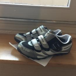 chaussure VTT:shimano M086