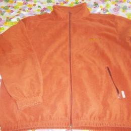 veste polaire orange GEOLOGIC taille XXl