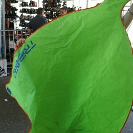 Body board gonflable