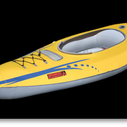 Kayak gonflable monoplace - Advanced elements Firefly