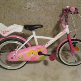 Vélo Fille 4-6 ans