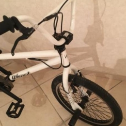 BMX Blanc