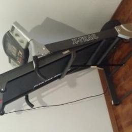 Tapis de course d 39 occasion trocathlon - Tapis de course fitness doctor x trail ...