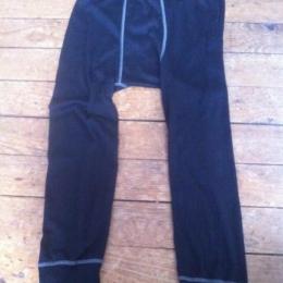Sous-vêtement CRAFT chaud PANTALON COURT, Taille XL