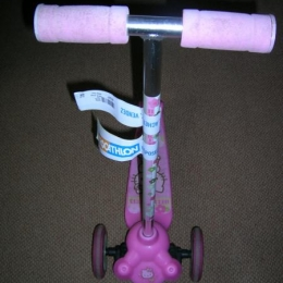 Trottinette 3 roues HELLO KITTY
