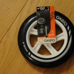 roue trottinette Oxelo neuve 150 mm