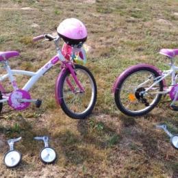 """Vélos fille B'TWIN MISTIGIRL 20"""" pour jumelles"""