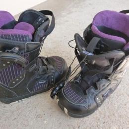 Boots snow femme Salomon PEARL