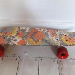 longboard globe multicolore