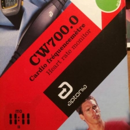 Cardio Fréquencemètre CW700.0