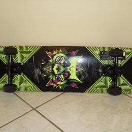 Skateboard oxelo mid army