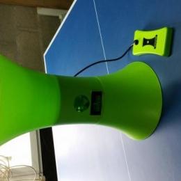 robot tennis de table