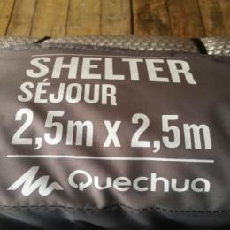 SHELTER SEJOUR QUECHUA