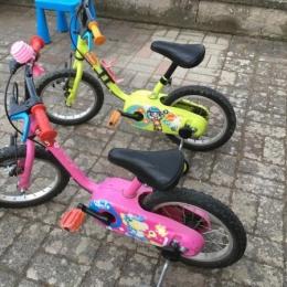 Vélos enfants 14 pouces