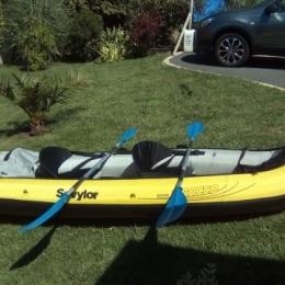 Kayak de mer deux places sevylor