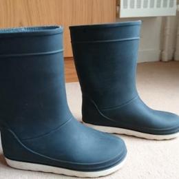 Paire de bottes de pluie