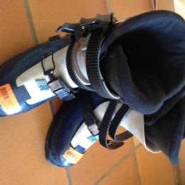 chaussures snow raichle bleu 42