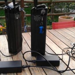 batteries velos electriques