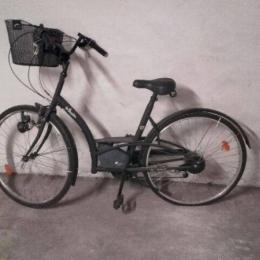 vélo de ville Elops 320 b'twin