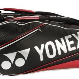 Sac Yonex Rouge et Noir Trois poches
