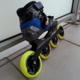 roller vitesse
