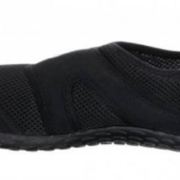 Chausson de voile, Aquashoes 100H Noires/Bleue