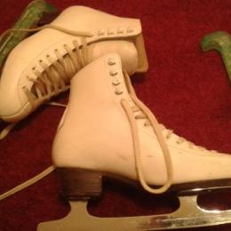 patins à glace wifa lames John Wilson
