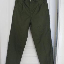 Pantalon treillis militaire HOMME kaki NEUF Taille 42