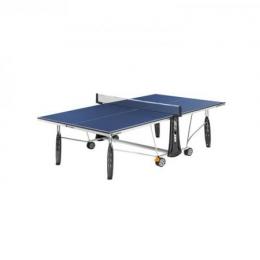 Table de ping-pong intérieure.