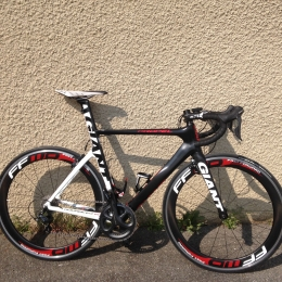 Giant Propel advanced SL ISP 2013