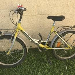 vélo de ville , fille à partir de 6 ans