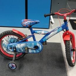 Vélo 16 spider man