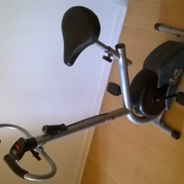 Vélo d'appartement Sport Life