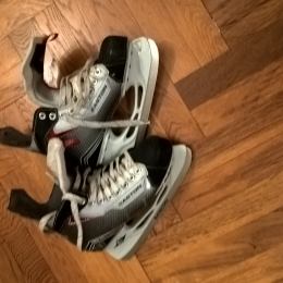 Patins Hockey (taille 37/38)
