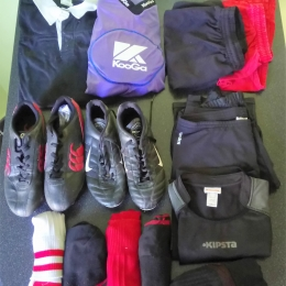 EQUIPEMENTS - HABILLEMENTS RUGBY