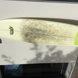 Planche surf MOS