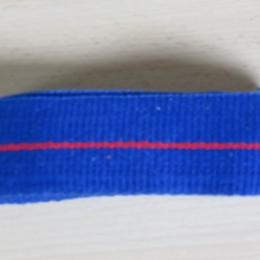 ceinture karaté bleu