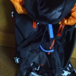 SAC A DOS SISMOND D 'alpinisme 33L