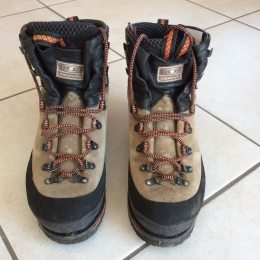 Chaussures Salomon SM 9 Guide Snow&Rock