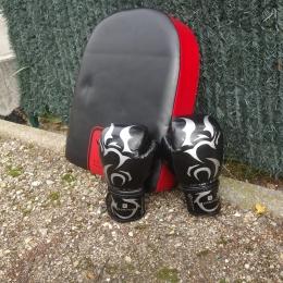 Gant de boxe FK580 initiation noir