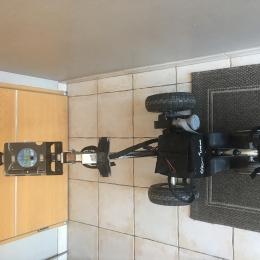 chariots de golf d 39 occasion trocathlon. Black Bedroom Furniture Sets. Home Design Ideas