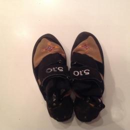 Chaussure enfant escalade