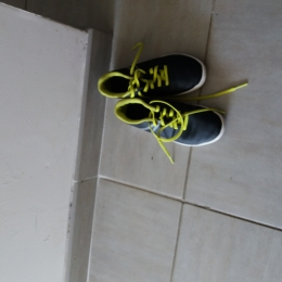 Chaussures salle intérieur